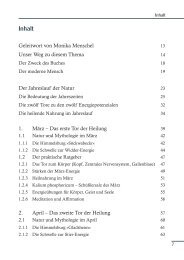 Leseprobe - Verlag Homöopathie + Symbol