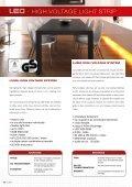 led - high voltage light strip led - Brilliant AG - Page 3