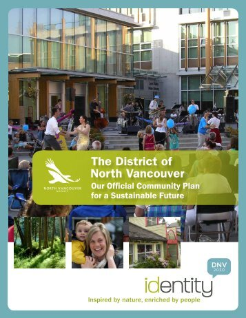 Official Community Plan - District of North Vancouver