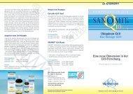 sanomit® q10 - GesundheitsManufaktur