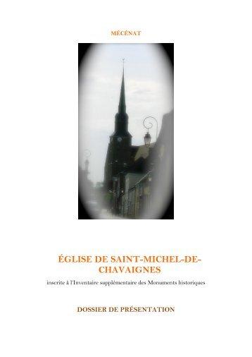 Appel au mécénat pour la restauration de l'Archange Saint Michel