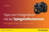 Tipps zum Fotografieren mit der Spiegelreflexkamera - Fotografie ...