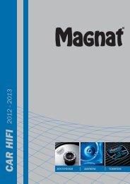 CAR HIFI 2012 - Magnat