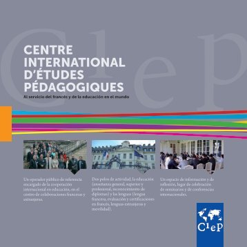 Libreta de la presentación del CIEP
