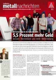metallnachrichten Nr. 3