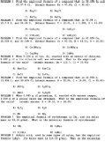 Empirical Formulas - Page 3