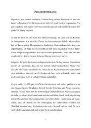 die gesamte Erklärung von Landrat Jakob Kreidl im Wortlaut.