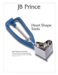 Hearts Catalog - JB Prince