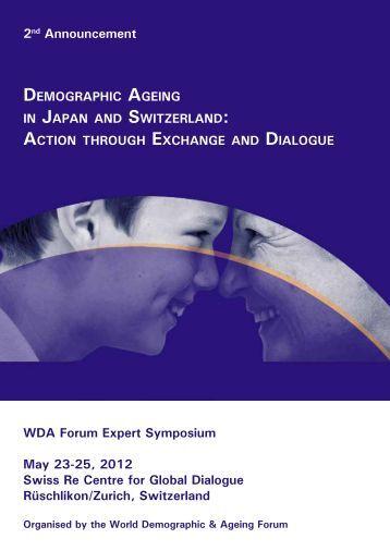 2012 WDA Forum Expert Syposium - International Longevity Centre ...