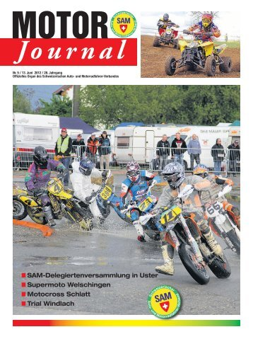 Motor Journal Nr. 05 / 2012 hier herunterladen (PDF, 8292kB) - SAM