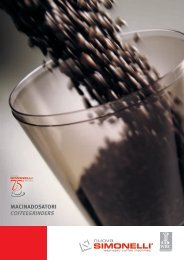 macinadosatori Coffeegrinders - Nuova Simonelli