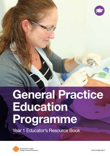 GPEP Year 1 Educator's Resource Book - The Royal New Zealand ...