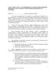Carta Conselho Provisorio 1 de junho.pdf - Brasileiros no Mundo
