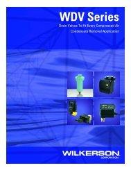 WDV Series - Wilkerson Corporation