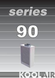 Series S-90 - Koolair