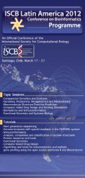 About ISCB-Latin America