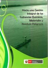 Hacia una gestión integral de las sustancias químicas - CDAM ...
