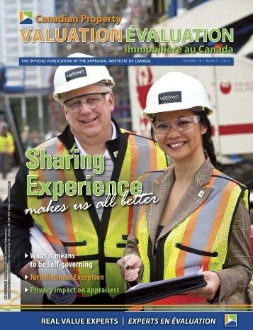PDF - Appraisal Institute of Canada