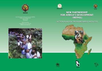 new partnership for africa's development (nepad) - UNEP