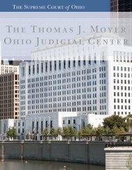 The Thomas J. Moyer Ohio Judicial Center - Supreme Court - State ...