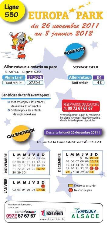 au 8 janvier 2012 du 26 novembre 2011