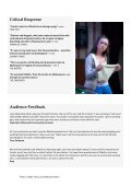 Othello Promoters Pack 2014 - Frantic Assembly - Page 5