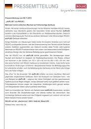 aluPLUS - ROLEC Gehäuse-Systeme GmbH