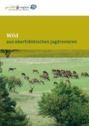 Wild passt zu vielen Gelegenheiten - Genussregion Oberfranken