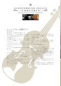 SCHOENBRUNN PALACE CONCERTS - Page 4