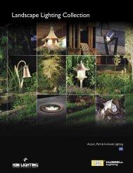 LANDSCAPE LIGHTING COLLECTION CATALOG (pdf) - Kim Lighting