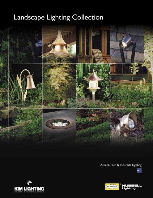 Landscape Lighting Collection Catalog Pdf Kim