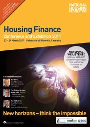 Housing Finance Conference and Exhibition 2011 - GPSVision Ltd