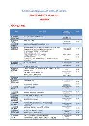 Biogradsko ljeto 2013 - Grad Biograd na Moru
