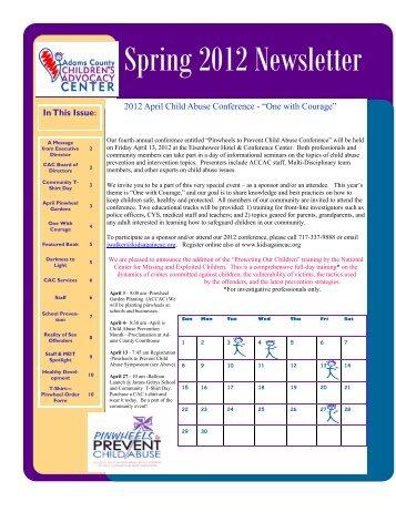 Please click here - Adams County Children's Advocacy Center