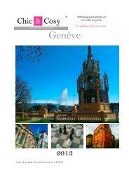 Genève - Chic & Cosy