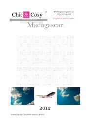 1 La République de Madagascar - Chic & Cosy