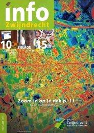 Zoom in op je dak p. 11 - Gemeente Zwijndrecht