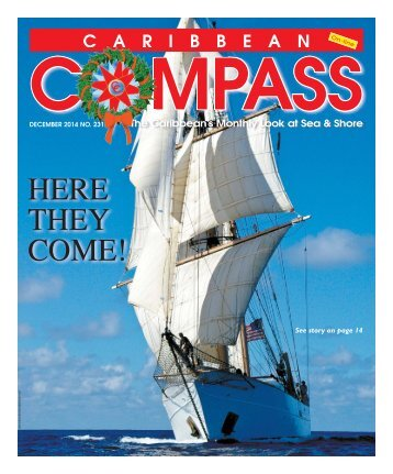 Caribbean Compass Yachting Magazine