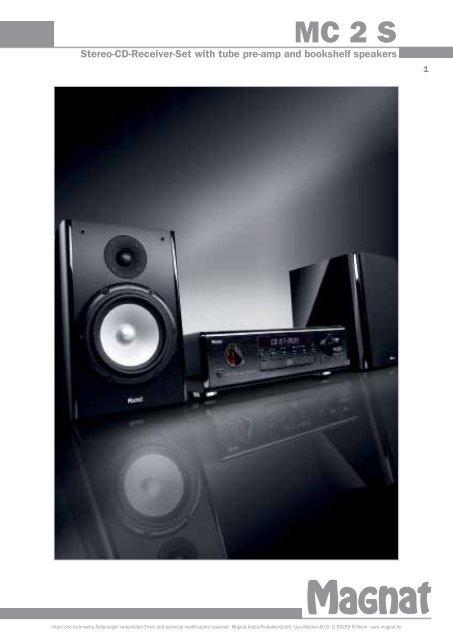 FeatuReS: ampliFieR MC 2