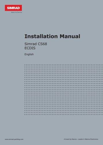 Installation Manual - Lowrance