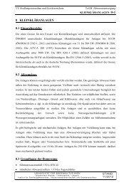 Kapitel B08 / KLEINKLÄRANLAGEN / 07.11.2012 - Department ...