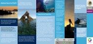 ¿Qué es un PCyM? - área de protección de flora y fauna islas del ...