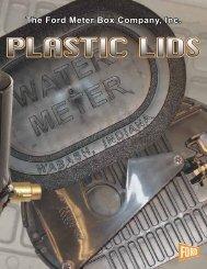 Plastic Lids - Ford Meter Box