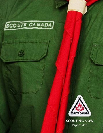 SCOUTING NOW - Scouts Canada