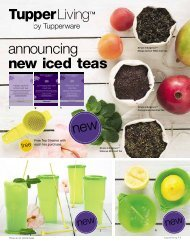 new announcing new iced teas