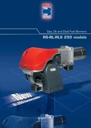 Commercial Leaflet (pdf) - Riello Burners