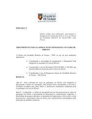 Portaria de monografia[1] - Curso de Direito da Faculdade Maurício ...