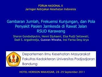 Guswan Wiwaha.pdf - Kebijakan Kesehatan Indonesia
