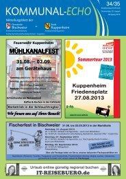 2013-34+35 - Stadt Kuppenheim