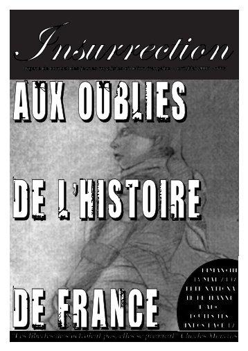 Insu n°63.qxd - Insurrection - Action française